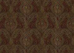 Palazzo Burgundy Fabric