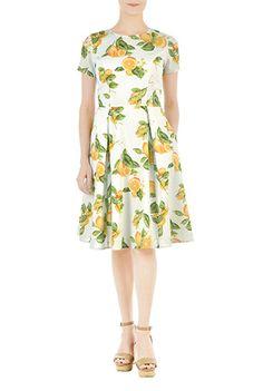I <3 this Adelyn dress from eShakti