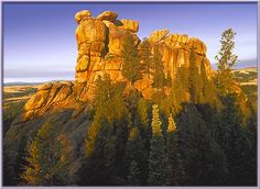 Vedauwoo, an anglicized Arapaho word, meaning Earthborn. Laramie Wyoming, Greatest Adventure, Google Images, Monument Valley, Climbing, Places Ive Been, Mount Rushmore, Word Meaning, Footprints