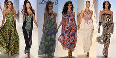 Fashion Trend Spring Summer 2014: Beach Dress