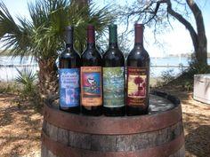 South Carolina Wineries. 5. Island Winery, 12 Cardinal Rd # A, Hilton Head Island