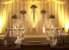 Sparkling Cinderella Wedding Decoration