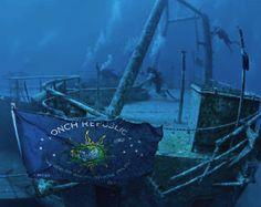Diving the USS Vandenberg