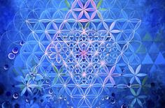 Does The Secret To How The Universe Works Lie Within This Geometrical Pattern? The Flower Of Life – Collective Evolution