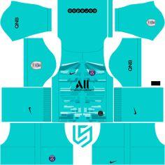 PSG Kit 19 - 2020 Dream League Soccer 2019 - RisTechy Barcelona Third Kit, Barcelona Football Kit, Barcelona Fc Logo, Camisa Barcelona, Barcelona Jerseys, Barcelona Soccer, Soccer Kits, Football Kits, Soccer Sports
