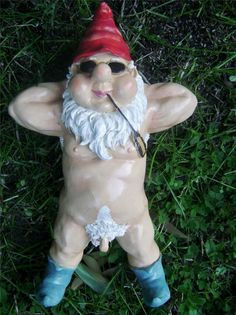 Nude Gnomes 25