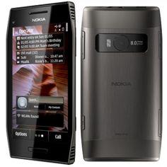 Nokia X7 Dark Steel