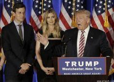 #موسوعة_اليمن_الإخبارية l منصب رفيع لـ زوج إبنة ترامب في البيت الأبيض