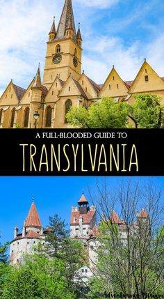You might picture Transylvania filled with dark mountains, creepy castles and forests crawling with menacing werewolves and flapping bats. Do you want the real version, though? Here's a guide to Dracula's homeland: Transylvania, Romania.