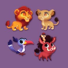More lion king friends 👀🦁 mufasa, sarabi, zazu, timon and pumba ✨ . Zazu Lion King, Lion King Fan Art, Disney Lion King, The Lion King Characters, Lion King Quotes, Disney Illustration, Friends Illustration, Lion King Drawings, Lion King Pictures