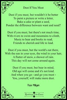 be better To paint a picture or write a letter ... #dust #poetry #poem ...