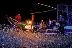 The art of sulfuric fire fishing in Jinshan – A mesmerizing tradition of Taiwan