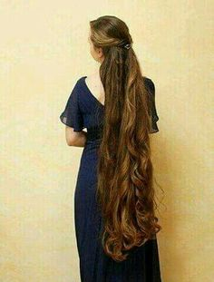 Long & curled...MKS