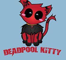 Deadpool Kitty by leonstores