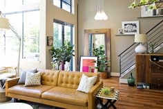 Erin's Modern Loft | Apartment Therapy