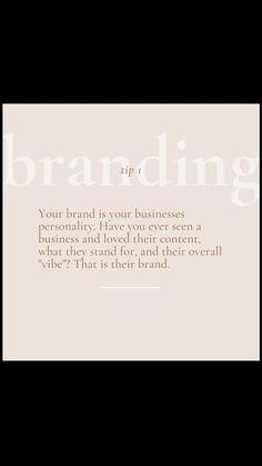 Social Media Marketing Business, Branding Your Business, Marketing Plan, Business Quotes, Business Tips, Best Small Business Ideas, Small Business Organization, Business Planner, Branding Ideas