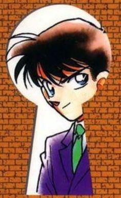 Detective Conan Keyhole one:Shinichi Kudo