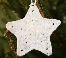 Image result for Easy Five Star Crochet Pattern