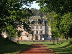 Callendar House, Falkirk, Scotland