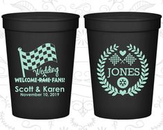 Country Wedding Favors 548 Personalized Cheap Wedding Cups Custom Cup