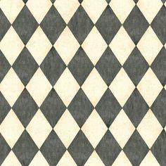 "American Old World 33' x 20.5"" Geometric Wallpaper"