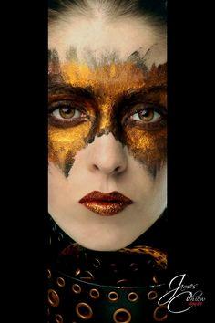 Extreme makeup   Portret   Zoom.nl