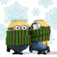 winter minions