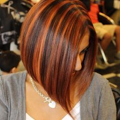 Short Red Hair With Blonde Highlights _ Short Red Hair Red Hair With Blonde Highlights, Red Blonde Hair, Short Red Hair, Pale Blonde, Black Hair, Copper Highlights, Brown Hair, Peekaboo Highlights, Blonde Color