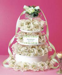 Elegant Ivory 60 / cake stand