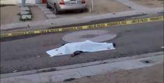 Asesinan a 3; ladrón y chofer de taxi amarillo