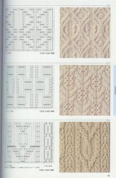 араны, вязание