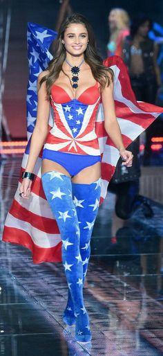 Victoria's Secret Angel Taylor Hill