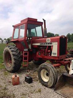 83hp Farmall  806 IH 806