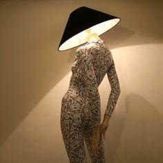 New Patron Mannequin Lamp!