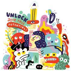 116 - Unlock Your True Potential https://soundcloud.com/creativepeptalk/116-unlock-your-true-potential