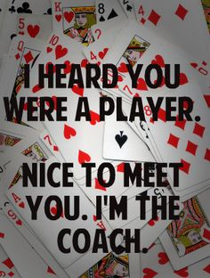 quotes about players | heart breakers on Tumblr