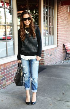 Dress Corilynn - Petite Fashion & Style Blogger/Petite Lookbook. Re-pin via petitestyleonline.com