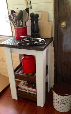 utility table - mudroom, plant stand, bath, many rooms