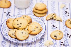 Chocolate Chip Cookies - Rezept | verzuckert-blog.de