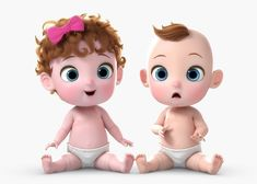 Cartoon Baby Twin Rigged by Cartoon Baby Girl And Boy Rigged High Quality Cartoon Baby Mo Boy Cartoon Drawing, Boy And Girl Cartoon, Baby Drawing, Cartoon Kids, Cartoon Images, Boy Or Girl, 3d Cartoon, School Cartoon, Drawing Drawing