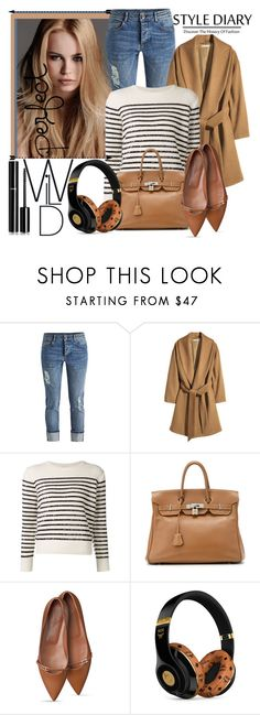 """""""Parfait"""" by tween-weekly on Polyvore featuring KAROLINA, Yves Saint Laurent, Hermès, Beats by Dr. Dre, Chanel, women's clothing, women, female, woman and misses"""