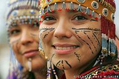 Traditional Alutiiq (Alaskan Tribe)