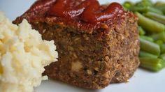 Vegan Dinner Recipe: 'Meat' Loaf