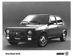 Fiat Ritmo Abarth 125TC (1981)