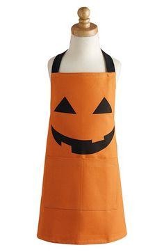 Design Imports Halloween Apron (Kids)