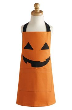 Design Imports Halloween Apron (Kids)