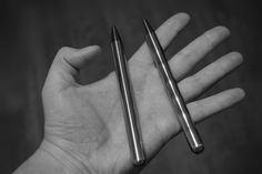 Pen Lux is the original stainless steel and lifetime warranty. Style:Minimalism