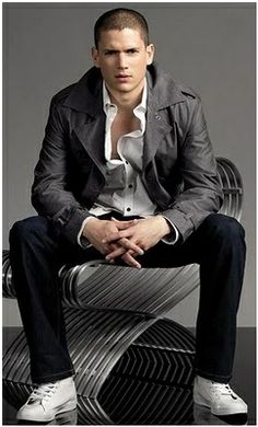 Find Wentworth Miller at www.urbita.com  and this is what I call fate as I found you here..