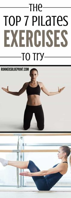The Runners Pilates Workout - The Top 7 Exercises - Runner Workouts- Cross Training We Need - Pilates Workout Routine, Pilates Training, Cardio Pilates, Best Ab Workout, Aerobics Workout, Toning Workouts, Fun Workouts, At Home Workouts, Exercises