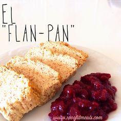 1000 Fit Meals: Pan Blando y Dulce de Lino (sin harina)